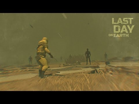 Last Day on Earth Survival:Обновлённый сектор 7,баги с чоппером.