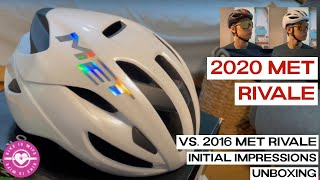 2020 Met Rivale vs. 2016 Met Rivale | Unboxing, Initial Impressions, Side by Side Comparison