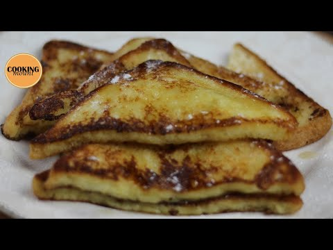 French Toast Recipe | Best Breakfast Recipe | Delicious Recipe By Cooking Mount