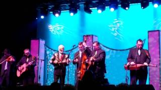 """Doyle Lawson and Quicksilver """"The Phone Call"""" at the 2010 IBMA Fan Fest"""