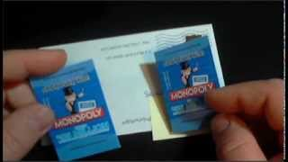 Free 2014 Albertsons Monopoly Tickets