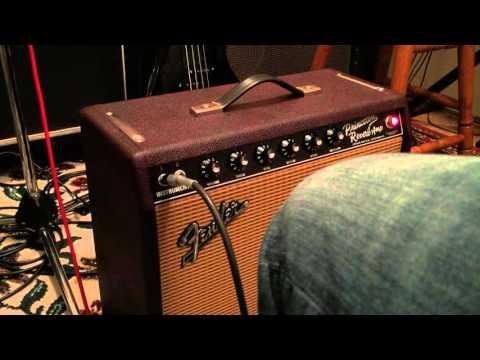 Fender 65 Reissue Princeton Reverb Bordeaux.