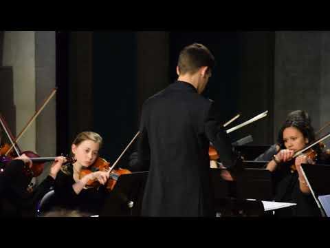 Extrait du concert de la formation de chambre de l'OUL