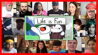 Image of: Sun Shining Super Version Life Is Fun ft Boyinaband Official Music Video Reactions Mashup Ytubetv Life Is Fun Ft Boyinaband Official Music Video Reaction 免费