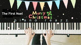 크리스마스캐롤 The First Noel 노엘(쉽고 예쁜 재즈 뉴에이지) by 피아노리즈