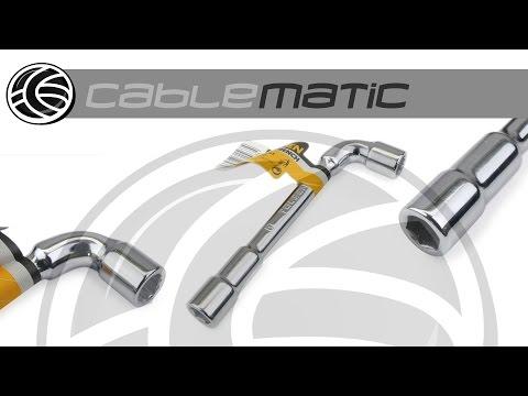 Llave fija de tubo hexagonal de herramientas Tolsen distribuido por CABLEMATIC ®
