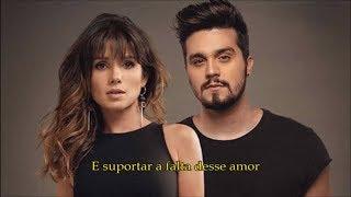 Paula Fernandes Part.  Luan Santana   Juntos [Shallow] (Letra)