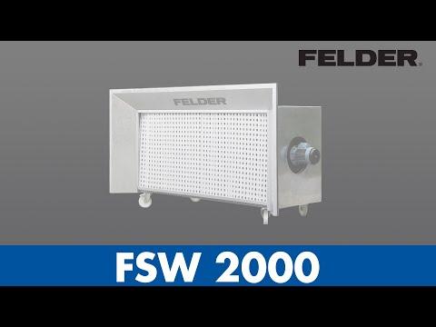 FELDER FSW 2000