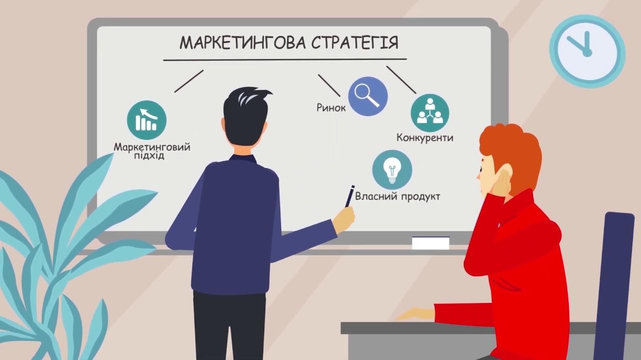 Marketing for Starting Entrepreneurs Promotional Video