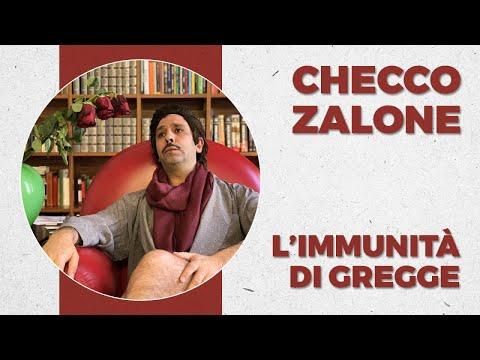 Checco Zalone: ecco il suo inno all'immunità di gregge