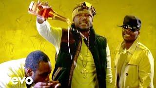 Jim Jones, Ron Browz - Pop Champagne  Ft. Juelz Santana (Clean) (Official Video)