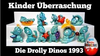 Die Drolly Dinos