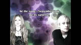 Evan Taubenfeld ft.Avril Lavigne - Best Years of Our Lives KARAOKE LYRICS