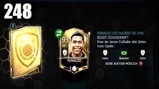 ICH HAB IHN! RONALDO R9! 😱🔥 FIFA 18 MOBILE #248