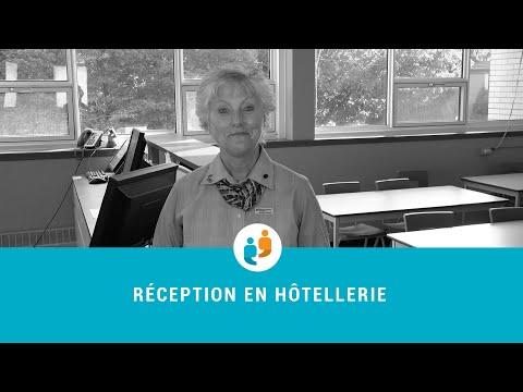 DEP | Réception en hôtellerie