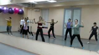 Танцевальная аэробика. Funk_Dance_2013 FC Svoboda. Светлана-Цветик Харьков