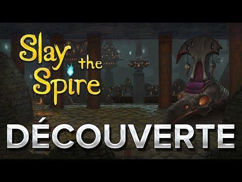 Slay the Spire #1 : Découverte