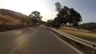 preview picture of video 'Pozo de Guadalajara a Aranzueque'