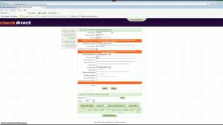 accept direct check deposit  | electronic check processing