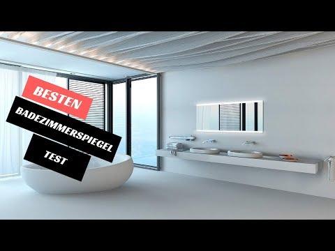 Die Besten Badezimmerspiegel Test 2020