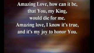 You Are My King (Amazing Love)