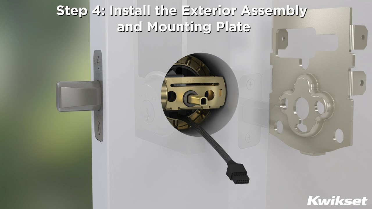 Kwikset Premis Contemporary Installation Video