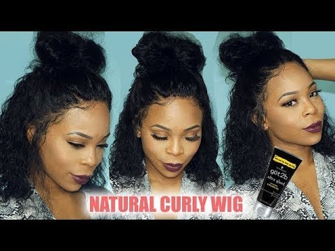 How To MELT That Frontal Hairline + Back Lace Secure| Hairvivi