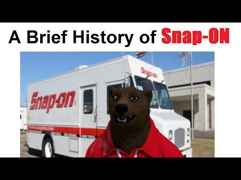 , title : 'Snap-On Tools! (A Brief History)