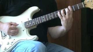 Little Miss Can't Be Wrong/Spin Doctors (tutorial) - cover by Tonedr