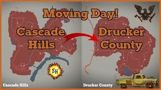 RARE Weapons        Hidden Crates        Cascade Hills        All Known     Changing Maps        Move From Cascade Hills to Drucker County        State of Decay 2