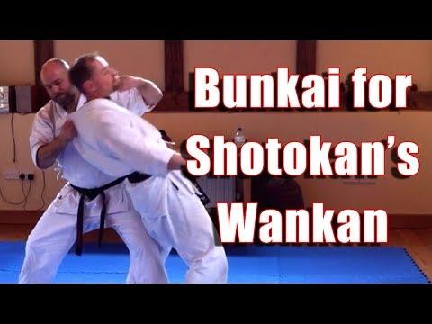 Practical Kata Bunkai: Shotokan's Wankan