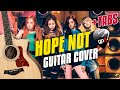 Blackpink - Hope Not. Fingerstyle Guitar Tabs (cover by Kaminari)