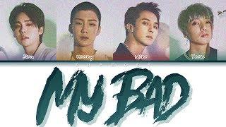 WINNER (위너) - My Bad (Color Coded Lyrics Eng   - YouTube