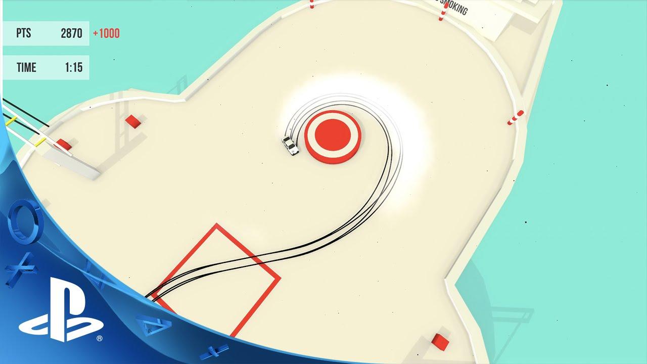 Absolute Drift: Zen Edition Slides to PS4 This Summer