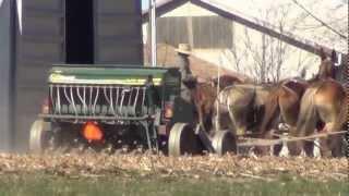 Amishman No-tilling Small Grain