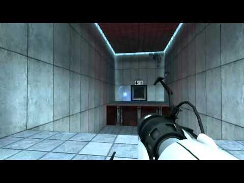 Gameplay de Portal