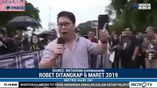 Diduga Hina TNI, Robertus Lakukan Klarifikasi