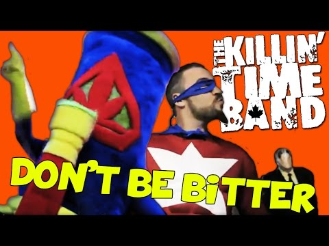 "Bong Man ""Don't Be Bitter"" The Killin' Time Band (Official Video)"