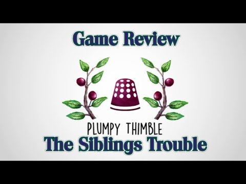 """Plumpy Thimble takes RPG 101 with """"The Siblings Trouble"""""""