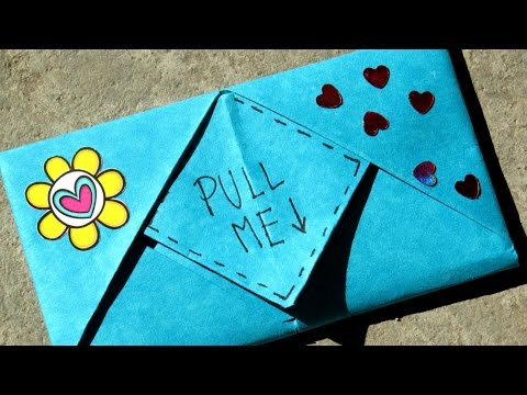CARTA NOVIO ORIGAMI ❤️- TUTORIAL // MLWEST