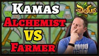 Dofus Alchemist VS Farmer – Get KAMAS in Dofus: Which is better? Dofus Professions Showdown!