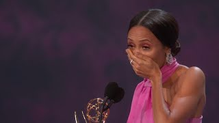 70th Emmy Awards: Thandie Newton Wins For Outstanding Supporting Actress In A Drama Series