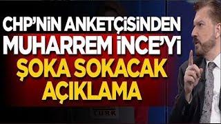 Hakan Bayrakçı 24 haziran seçim son anketi. Muharrem İnce oyu. Ak parti ve MHP adayı Erdoğanın oyu.