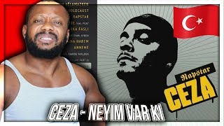 CEZA   Neyim Var Ki Feat. Sagopa K (Official Audio) TURKISH RAP MUSIC REACTION!!!
