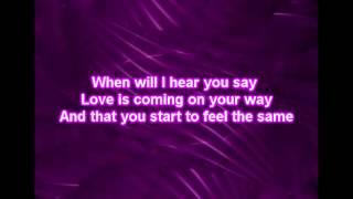 Julie Anne San Jose - I'll Be There Lyrics