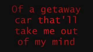 Papa Roach - My Heart is a fist [lyrics]