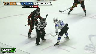 HIGHLIGHTS: Trail Smoke Eaters @ Penticton Vees – April 14th, 2021