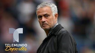 Mourinho admite que a sus jugadores les falta actitud | Premier League | Telemundo Deportes