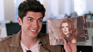 Carter Jenkins Plays Our Famous In Love/ Bella Thorne Quiz
