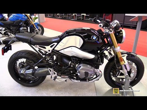 2015 BMW R Nine T - Walkaround - 2015 Salon Moto de Montreal